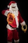 Louis-David Thériault - Le curieux Halloween du Père Noël